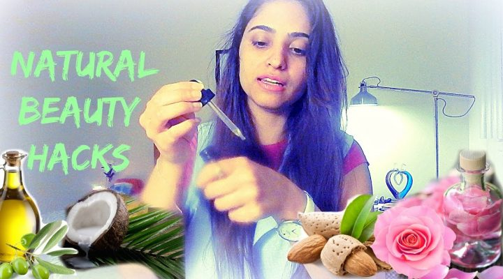 natural beauty hacks