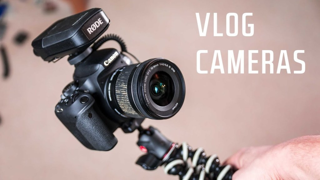 how to buy flip screen vlogging camera