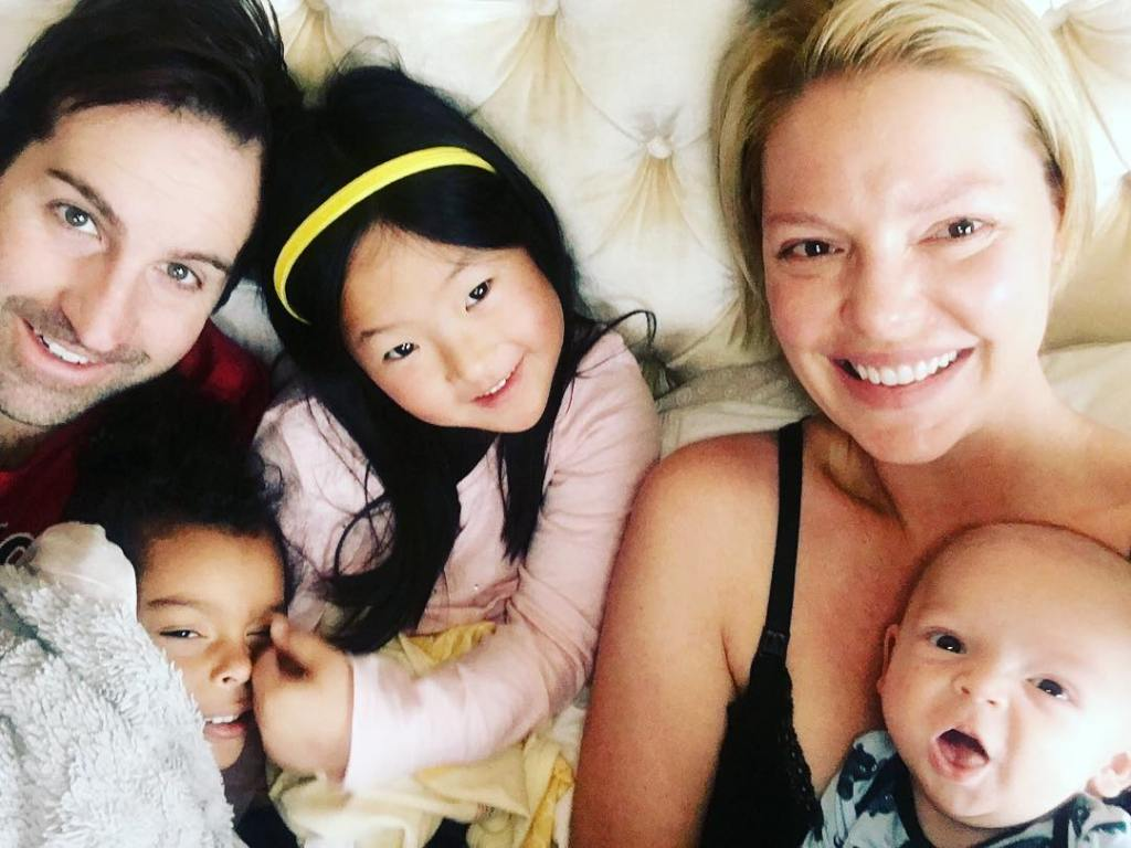 katherine-heigl-family