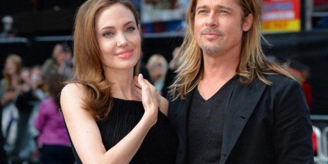 Angelina Jolie Aur Brad Pitt Ny Kai Baras Sath Rehny Ky Baad Shadi Kar Li