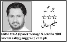 Saleem Safi
