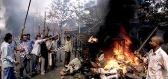 Bharti Gujrat Phir Muslim Kash Fasadaat, 2 Shaheed, Secron Ghar Raakh