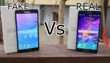 samsung mobile fake vs original test code