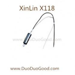 xinlin x118 2.4G quadcopter clockwise motor
