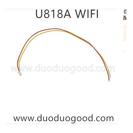 UdiR/C U818A WIFI FPV Drone replacement-motor wire