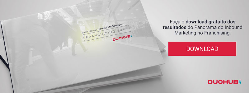 Download dos resultados do Panorama do Inbound Marketing no Franchising