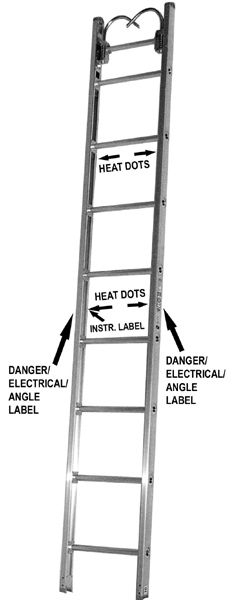 extension ladder parts diagram 1991 ford f150 starter solenoid wiring labels from duo-safety corporation
