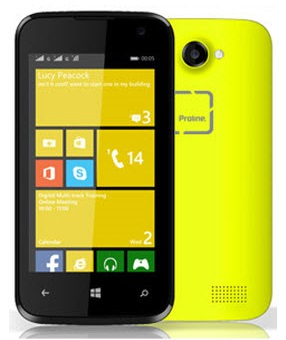 Proline SP4 Windows Phone