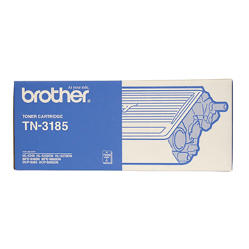 Brother TN3185 Black Original Toner Cartridge