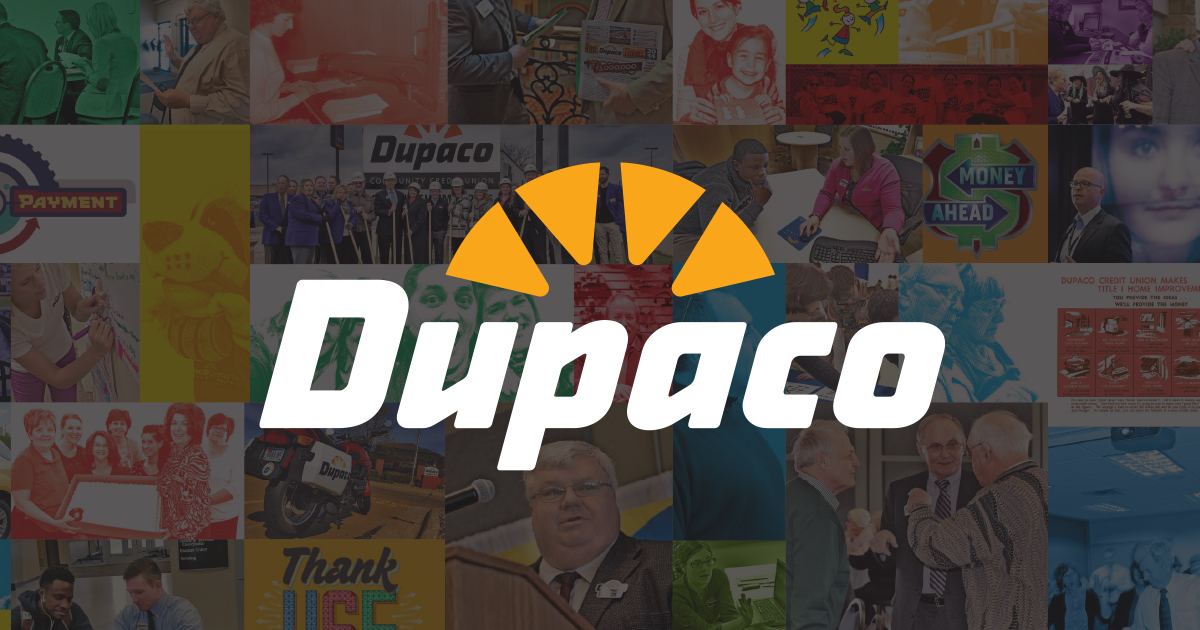You've made a wise decision by choosing to consolidate your education loans! Dupaco Community Credit Union | The Financial Home You Own