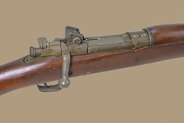 1903a3 Rifle - Year of Clean Water