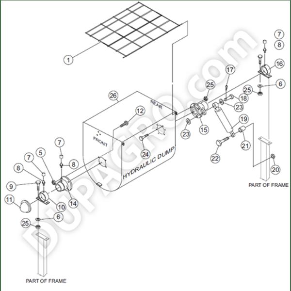 A200 Hobart Mixer Diagram