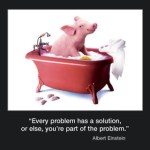 Picture of the week #6 : Every problem has a solution…