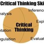 Social media make critical thinking critical