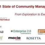 L'Etat de l'Art du Community Management : l'édition 2011 est disponible