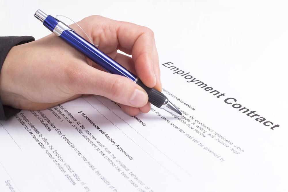 Les CGU : futur du contrat de travail