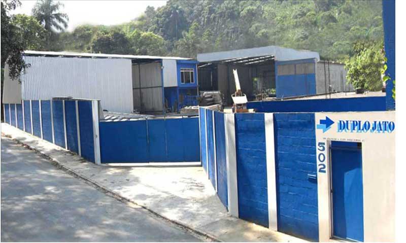 Empresa de jateamento e pintura industrial