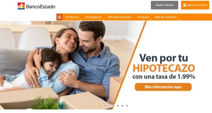 Hipotecazo de BancoEstado