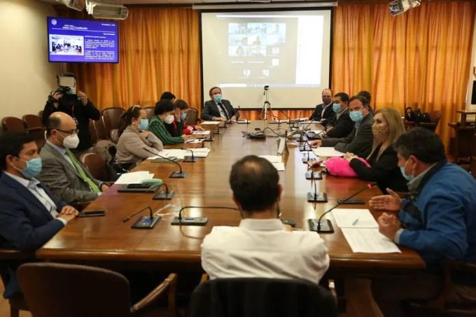Comisión de Constitución de la Cámara