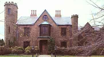 Malbone Hall Castle