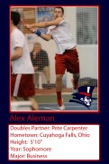 tennis Card template
