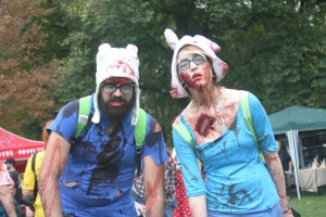 Features - Zombies [adventuretime] (Katie Auwaerter)