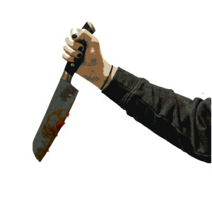 features - knife thing