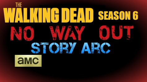 """Courtesy of AMC Studios Season 6 of """"The Walking Dead"""" uses material from across the long-running comic series of the same name. These include villain Negan and Hilltop Colony survivors' leader Gregory."""