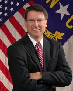Courtesy of Wikipedia North Caroline Gov. Pat McCrory (R) signed a controversal law last week that allows discrimination based on sexual preference.