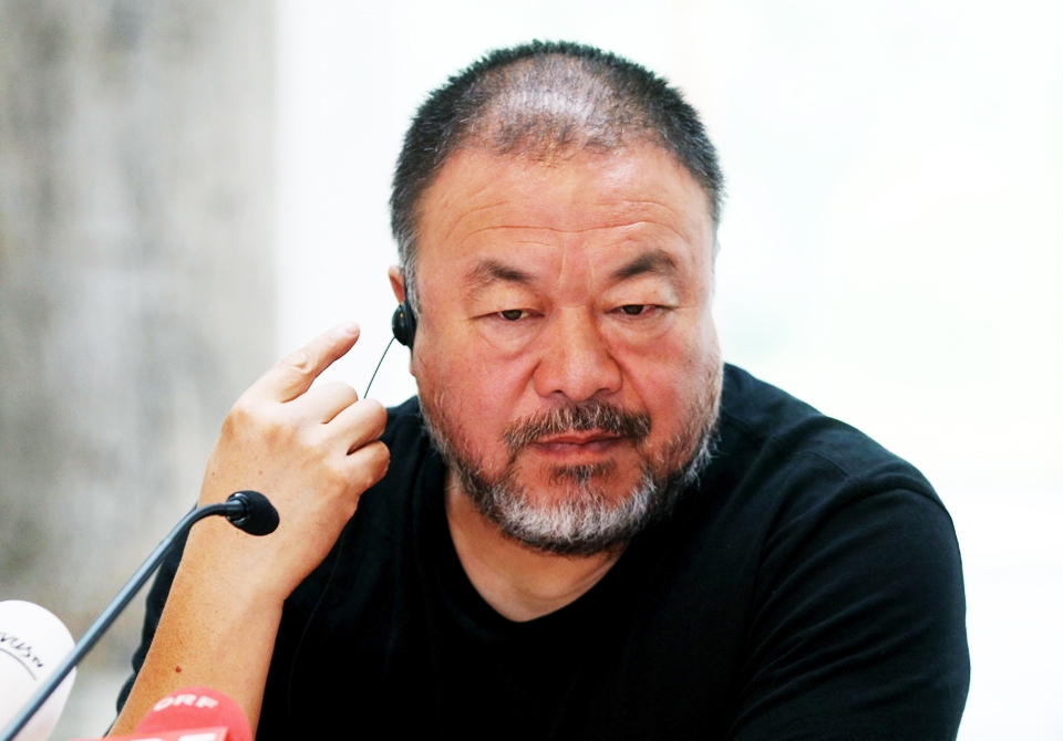AP Photo Ai Weiwei's critical stance on the Chinese government and its policies has made him many enemies. He found himself arrested held for 81 days with no charges in 2011, according to the New York Times.