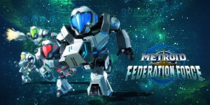 "Courtesy of Nintendo ""Federation Force"" is the first entry in the ""Metroid"" series not to star Samus Aran. Instead, players take control of a Galactic Federation space marine."