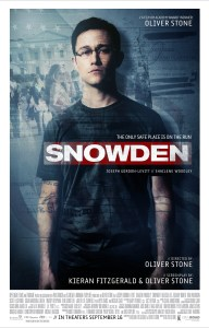 "Courtesy of Endgame Entertainment Before its wide release in theaters, ""Snowden"" had a showing at the 2016 San Diego Comic-Con."