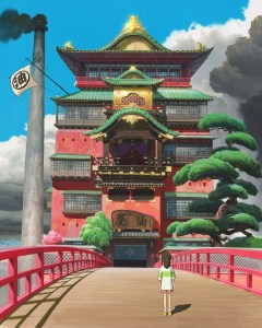"Courtesy of Studio Ghibli Originally released in 2001, ""Spirited Away"" won Best Animated Feature at the 75th Academy Awards, the only Japanese film to ever do so."