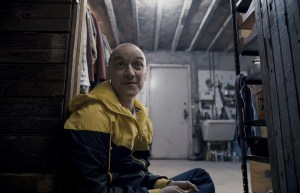 """Courtesy of Universal Pictures  Kevin (James McAvoy), the antagonist in Shyamalan's """"Split,"""" who suffers from dissociative identity disorder. Mental health advocacy groups have criticized the film's portrayal of mental illness in a character defined as the villain in the horror film."""