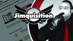 "Courtesy of Jim Sterling ""The Jimquisition"" is a video-essay series that Jim Sterling produces ad-free due to his crowdfunding efforts. The tone Sterling strikes is pro-consumerist."