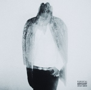 "Courtesy of  A1 Recordings Pictured is the cover art for the second half of the dual releases, ""HNDRXX."" The album features Rihanna and The Weeknd and was released a week after his self-titled album, ""FUTURE."""