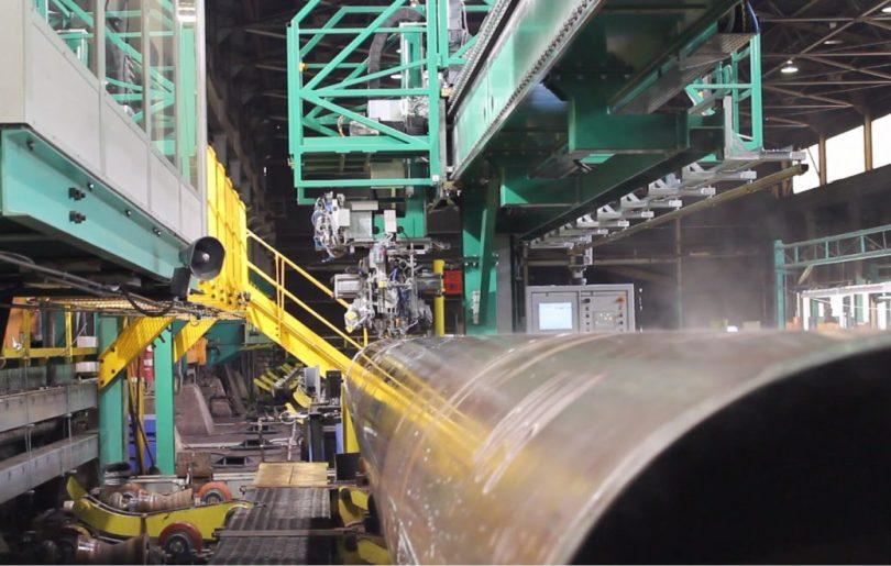 Image of Industry Leading Phased Array UT Machine