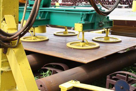 Plate Stacker Crane