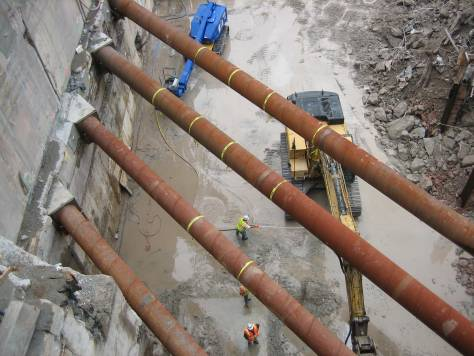 Pipe Piling