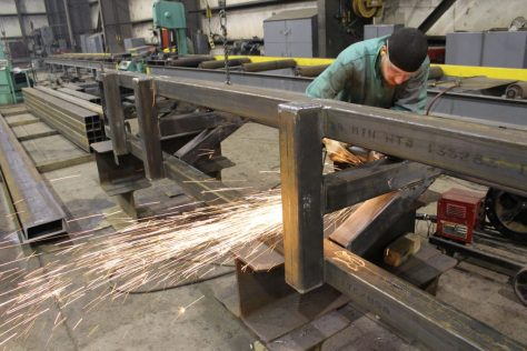 Bridge Fabrication