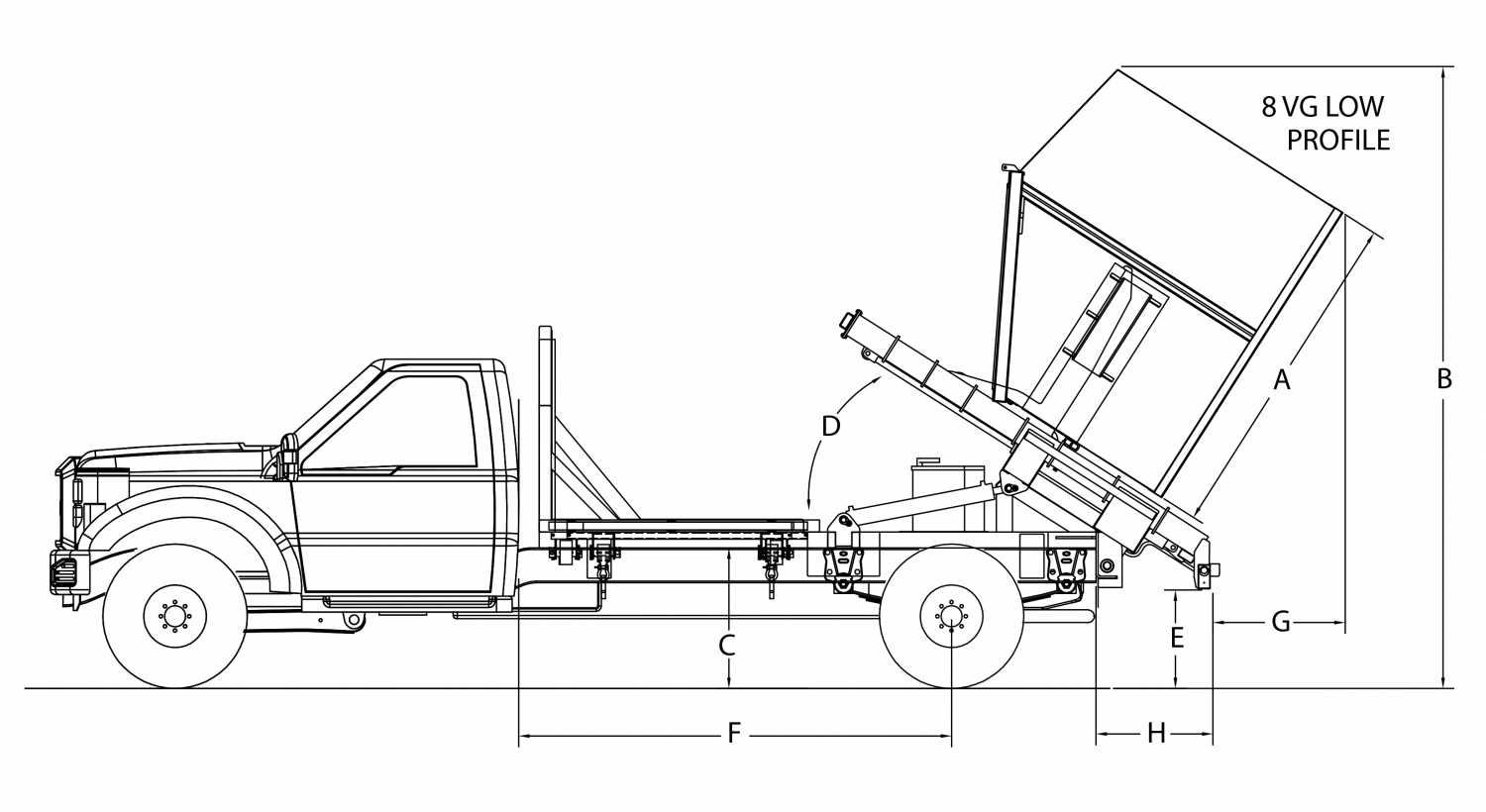 DCC-8000 · Container Transporter System