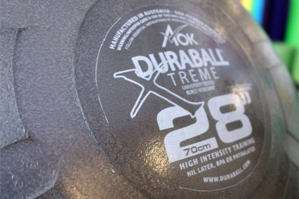 The new duraBall Xtreme - our strongest product ever!
