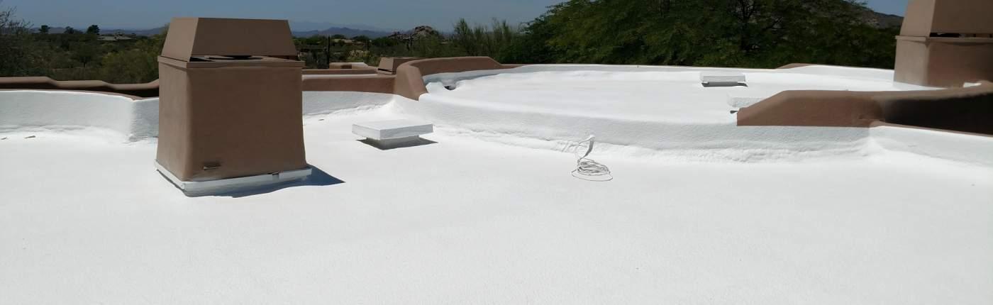 Flat Polyurethane Spray