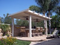 Weatherwood Monterey Insulated Patio Covers