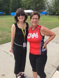 Peggy Petrillo and Linda Garrett 8_19