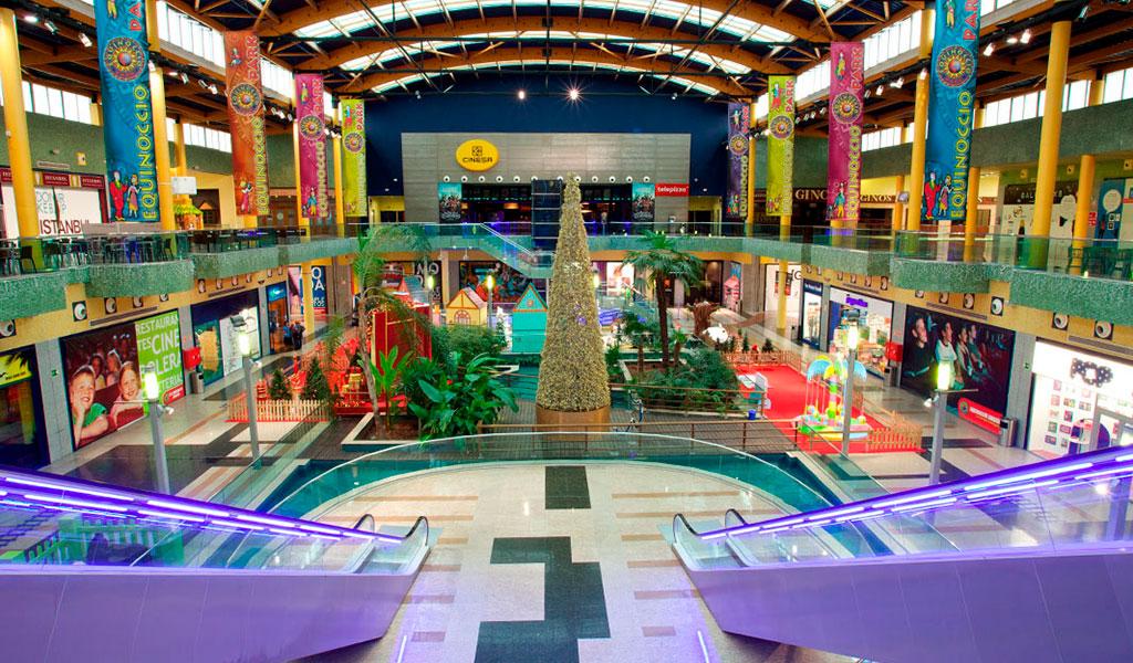 Equinoccio Park Shopping Center Zaratan Valladolid Duran