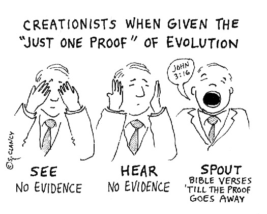 What causes a Creationist to be a Creationist?