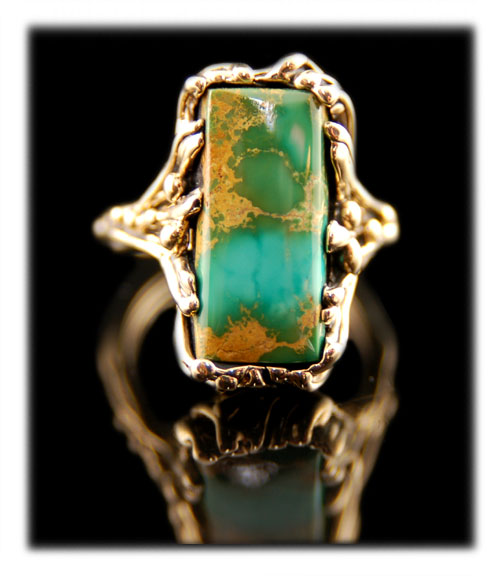 Gold and Turquoise  Durango Silver Company