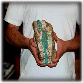 Image result for rarest all natural north american turquoise gems