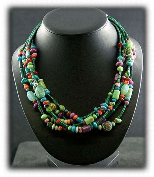 Pendants Western Necklace